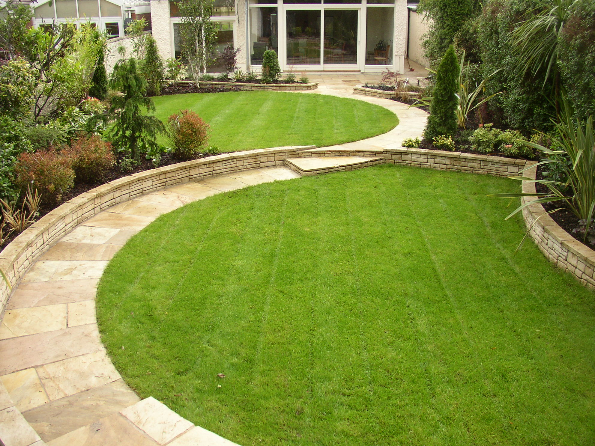 Landscaping Grass Roll : Services landscaping outside options